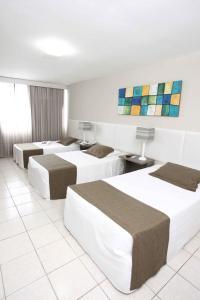 Marina Park Hotel, Szállodák  Fortaleza - big - 12