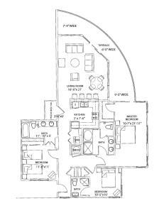 Indies 501 Condo, Apartmány  Fort Morgan - big - 17