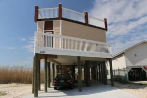 Boathouse Home, Дома для отпуска  Fort Morgan - big - 38
