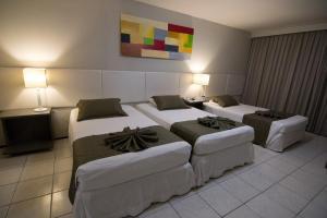 Marina Park Hotel, Szállodák  Fortaleza - big - 15