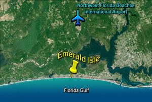 Emerald Isle 906, Apartmanok  Panama City Beach - big - 19