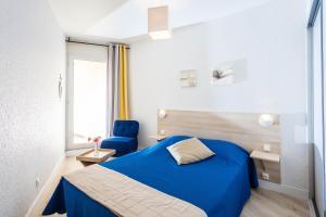 Résidence de Tourisme l'Albatros, Apartmány  Palavas-les-Flots - big - 41