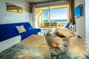 Résidence de Tourisme l'Albatros, Apartmány  Palavas-les-Flots - big - 42