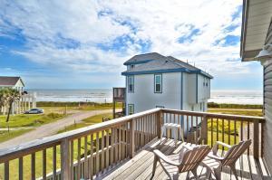 Surf'S Up, Dovolenkové domy  Galveston - big - 15