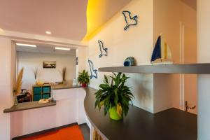 Résidence de Tourisme l'Albatros, Apartmány  Palavas-les-Flots - big - 62