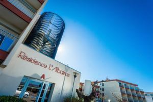 Résidence de Tourisme l'Albatros, Apartmány  Palavas-les-Flots - big - 64