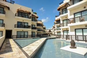 Aldea Thai 1101 Studio, Ferienwohnungen  Playa del Carmen - big - 34