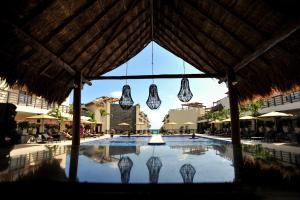 Aldea Thai 1101 Studio, Apartmanok  Playa del Carmen - big - 25