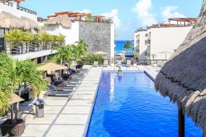 Aldea Thai 1101 Studio, Apartments  Playa del Carmen - big - 17
