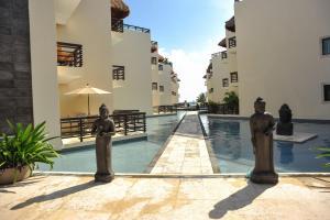Aldea Thai 1101 Studio, Apartmanok  Playa del Carmen - big - 12