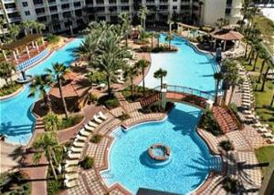 Shores of Panama 323, Apartmány  Panama City Beach - big - 18
