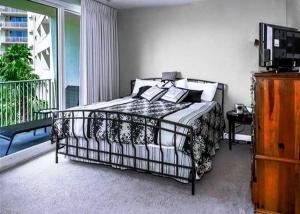 Shores of Panama 323, Apartmány  Panama City Beach - big - 9