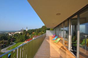 SPES Hotel & Seminare, Отели  Schlierbach - big - 52