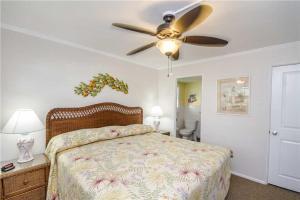 #228 At Surf Song Resort, Apartments  St Pete Beach - big - 17