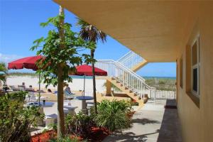 #120 At Surf Song Resort, Apartments  St Pete Beach - big - 20