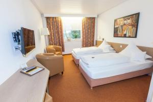Hotel am Springhorstsee, Hotel  Großburgwedel - big - 13