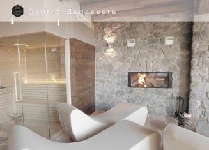 Relais Assunta Madre, Hotels  Rivisondoli - big - 46