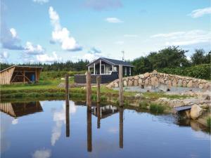 Two-Bedroom Holiday Home in Norre Nebel, Nyaralók  Nørre Nebel - big - 1