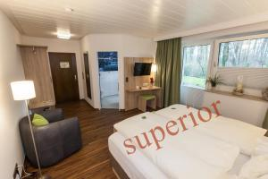 Hotel am Springhorstsee, Hotel  Großburgwedel - big - 33