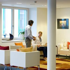 SPES Hotel & Seminare, Отели  Schlierbach - big - 57