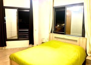 Central, Grand, Confortable, Lumineux, Belle vue, Ferienwohnungen  Casablanca - big - 12