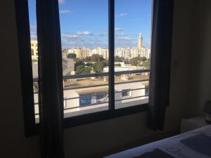 Central, Grand, Confortable, Lumineux, Belle vue, Ferienwohnungen  Casablanca - big - 2
