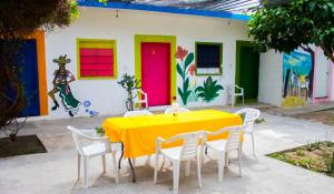 Hostel Alcátraces Downtown Cancún
