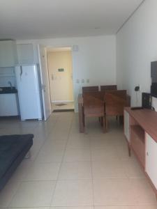 Portal Meireles 402, Apartmanok  Fortaleza - big - 25