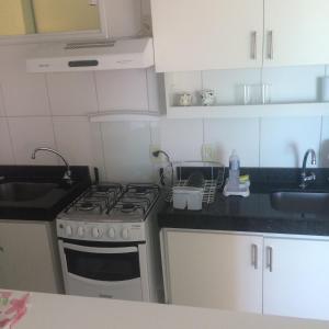 Portal Meireles 402, Apartmanok  Fortaleza - big - 27