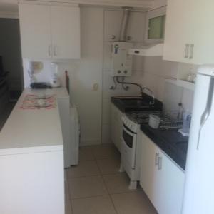 Portal Meireles 402, Apartmanok  Fortaleza - big - 29