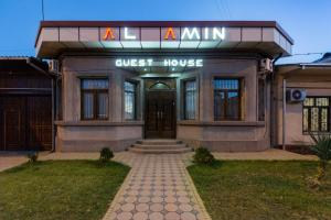 Al Amin, Bed & Breakfast  Tashkent - big - 58