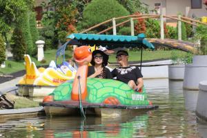 Grand Harvest Resort & Villas, Resort  Banyuwangi - big - 53