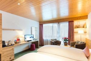 Hotel Bernerhof Grindelwald, Hotely  Grindelwald - big - 36