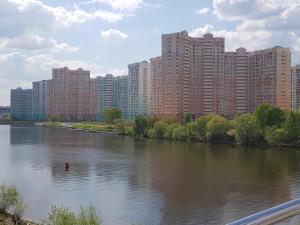 CrocusExpo, Ferienwohnungen  Krasnogorsk - big - 129