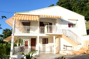 Villa Papaye, Apartments  Deshaies - big - 8