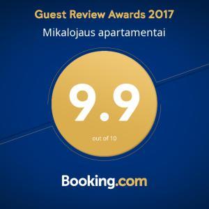 Mikalojaus apartamentai, Apartments  Vilnius - big - 59