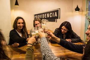Hostal Providencia, Hostely  Santiago - big - 84