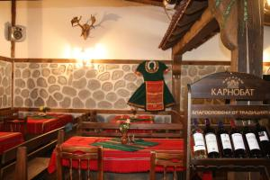 Korina Sky Hotel, Hotely  Bansko - big - 30
