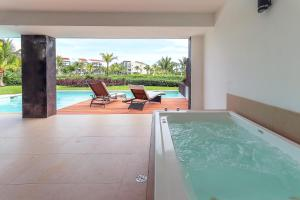 Ocean View Mareazul Condo Rental with Infinity Pool - Condo Agua Dulce, Appartamenti  Playa del Carmen - big - 20