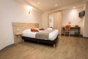 Le Relais Délys, Hotels  Saint-Rémy-sur-Durolle - big - 5