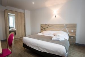 Le Relais Délys, Hotels  Saint-Rémy-sur-Durolle - big - 8
