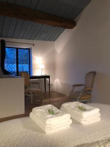 Les appartements du Rimayon, Apartments  Saignon - big - 2