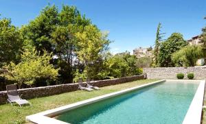 Les appartements du Rimayon, Apartments  Saignon - big - 5