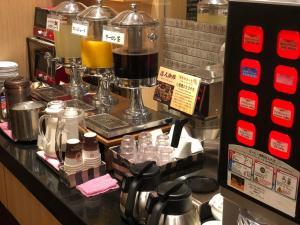 Nishitetsu Resort Inn Beppu, Hotel  Beppu - big - 90