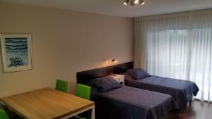 Playa Pocitos, Apartmány  Montevideo - big - 14
