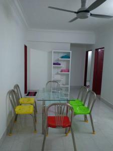 casa lago homestay, Апартаменты  Мелака - big - 4