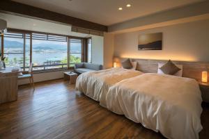 Hotel Miyajima Villa, Hotel  Miyajima - big - 5