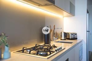 SSP Upper West Side - Melbourne CBD, Apartmány  Melbourne - big - 58
