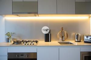 SSP Upper West Side - Melbourne CBD, Apartmány  Melbourne - big - 59