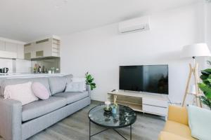 SSP Upper West Side - Melbourne CBD, Apartmány  Melbourne - big - 75
